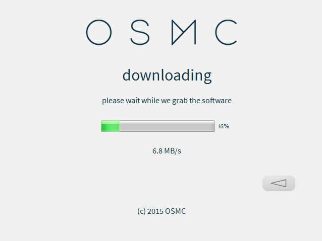 OSMC herunterladen