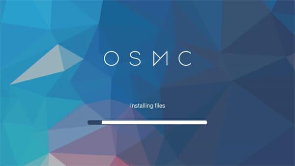 OSMC Installieren