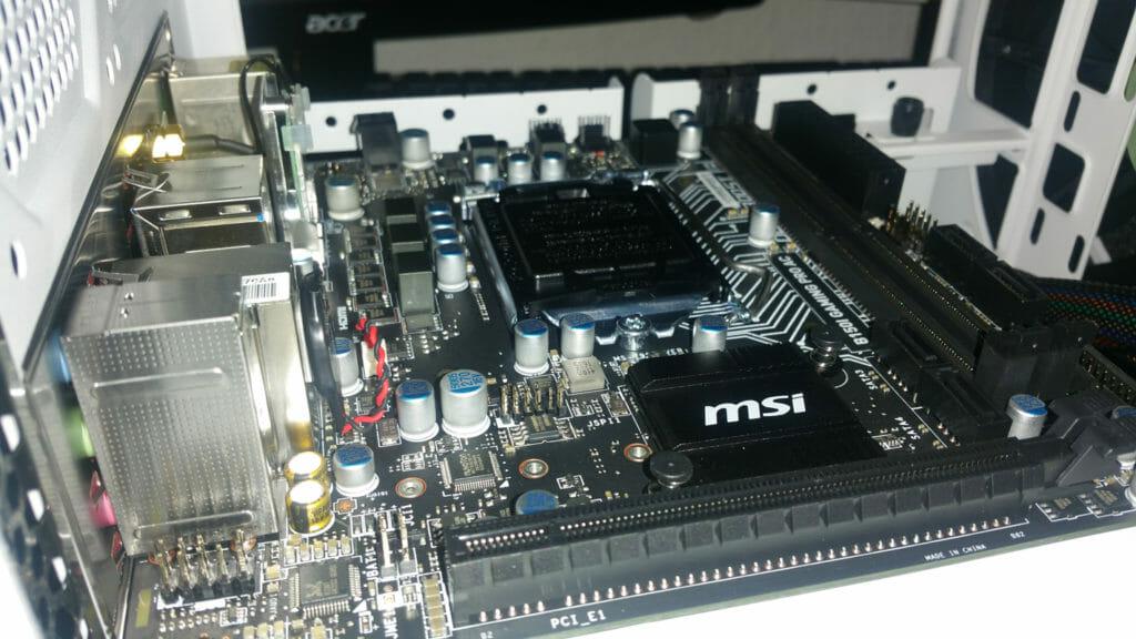 MSI B150L Gaming Pro Mini ITX Mainboard