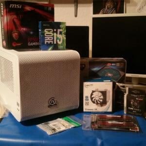 Mini ITX PC Komponenten