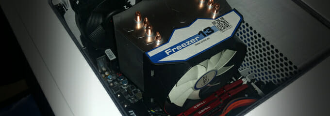 Mini ITX PC