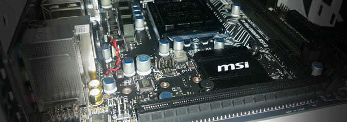 Mini ITX Mainboard