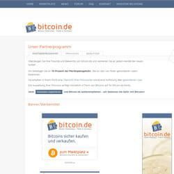 BitCoin Partnerprogramm