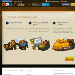 G2A Goldmine