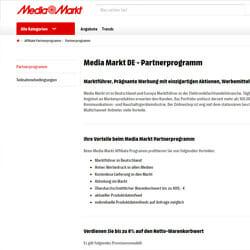 MediaMarkt Partnerprogramm