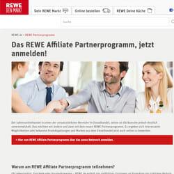 Rewe Affiliate Programm