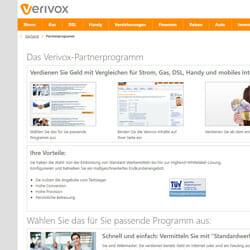 verivox Partnerprogramm