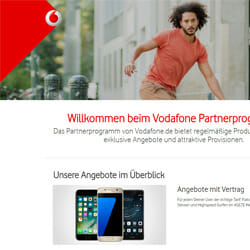 Vodafone Partnerprogramm