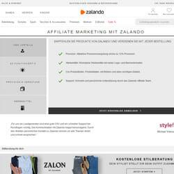 zalando Partnerprogramm