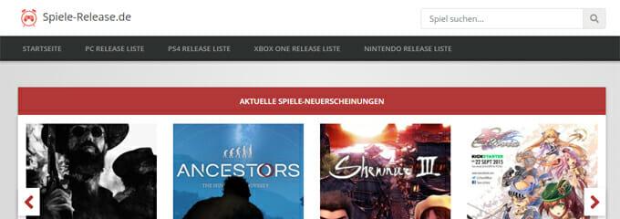 Spiele-Release.de
